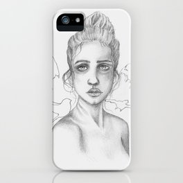The Shadow Of Freedom iPhone Case