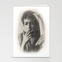 dylan Stationery Cards featuring Dylan by EclipseLio