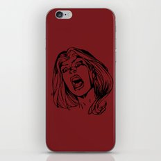 Bride of the Monster iPhone & iPod Skin
