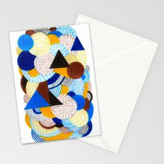 Cold sunshine Stationery Cards