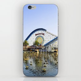 Coaster On the Waterfront iPhone Skin