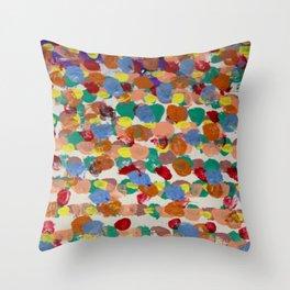 Stephanie Grade 6 Throw Pillow