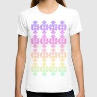 casablanca T-shirts featuring Sorbet in Casablanca by ZaWe