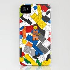 The Lego Movie iPhone (4, 4s) Slim Case