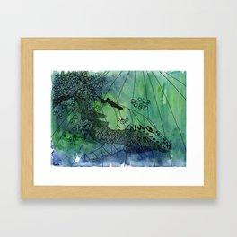 Strombo Framed Art Print