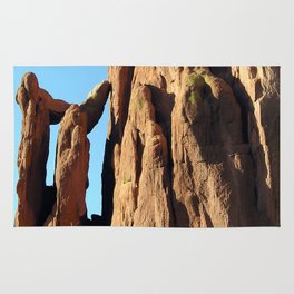 Garden of the Gods - Colorado Springs Rug