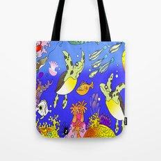 Sea Turtles Tote Bag