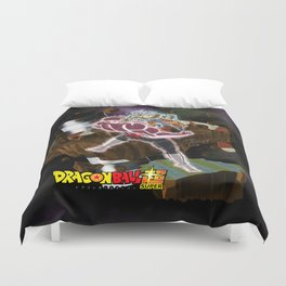 Goku vs Jiren Duvet Cover