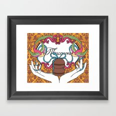 Macarons 01 Framed Art Print