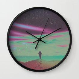 ENTER DREAMS Wall Clock