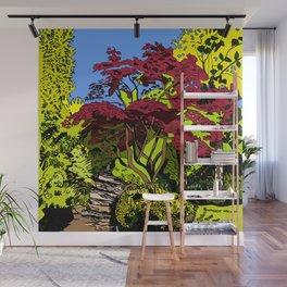 Botanical Garden Wall Mural