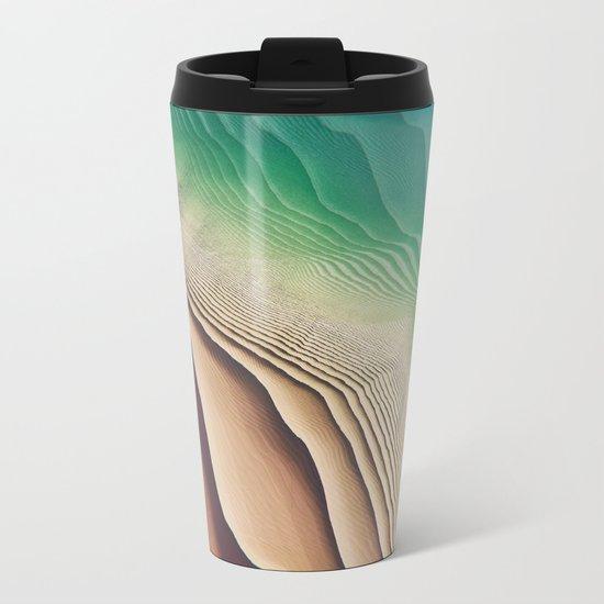 Dune Metal Travel Mug