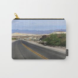 Long Desert Road Carry-All Pouch