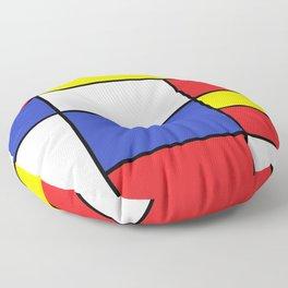 Mondrian #15 Floor Pillow