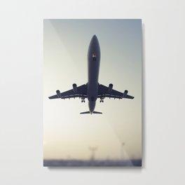 Flight5 Metal Print
