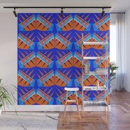 Bengal Spike Stripes Wall Mural