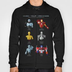 Know Your Machines Hoody