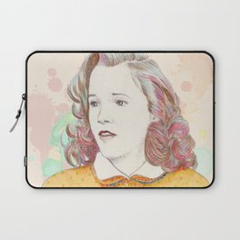 Lorraine Baines - Secondary character? Never! Laptop Sleeve
