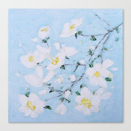 Dogwood Spring Canvas Print