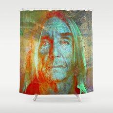 Iggy Shower Curtain