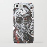 hunter s thompson iPhone & iPod Cases featuring Hunter S Thompson by Matt Pecson