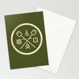S'mores Society Stationery Cards
