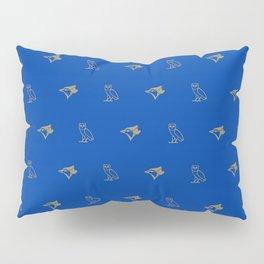 Blue Jay - Away Blue Pillow Sham