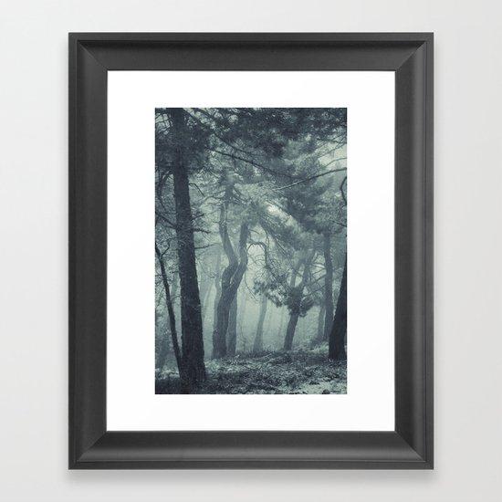 Come in.... Framed Art Print