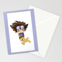 Chibi Tai Stationery Cards