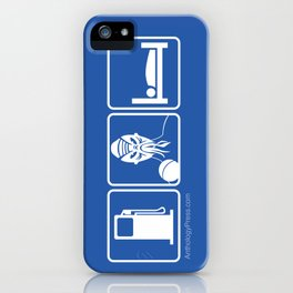 GAS. OOD. LODGING. iPhone Case