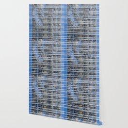 Aqua Tower Reflection Wallpaper