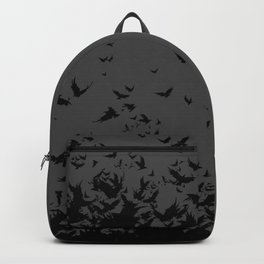 An Unkindness of Ravens (Grey) Backpack