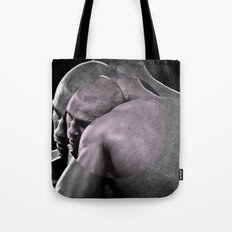 HOW TO HOLD A NICE GUY Tote Bag
