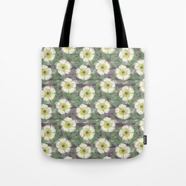 ANISE FLOWER PATTERN Tote Bag