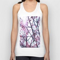 blossom Tank Tops featuring Blossom by Brit