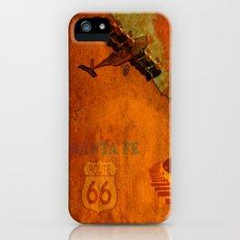 Santa Fe iPhone Case