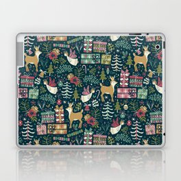 Christmas Joy Laptop & iPad Skin