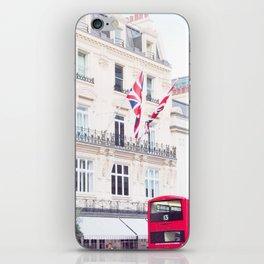 London Street 13 iPhone Skin
