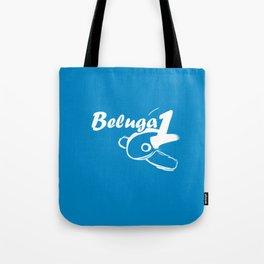 Beluga 1 Tote Bag