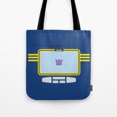 Soundwave Transformers Minimalist Tote Bag