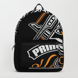 Prince Halle Maurer 357 Backpack