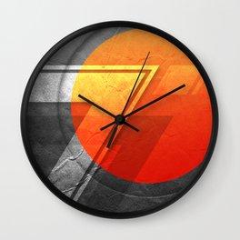 1977 Wall Clock