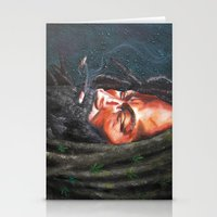 rasta Stationery Cards featuring Rasta by Bocese