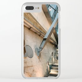 Structural Wonders Clear iPhone Case