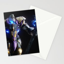Reinhardt v2 Stationery Cards