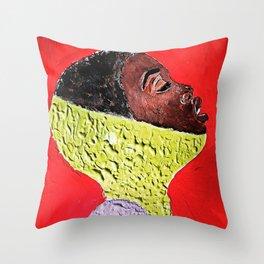 Lemonworld Throw Pillow