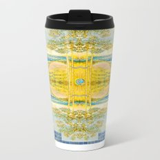 Sacred Reflection Metal Travel Mug