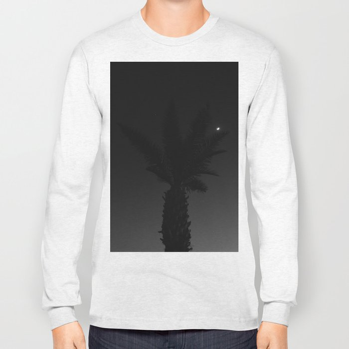 Mexico Moon VII Long Sleeve T-shirt