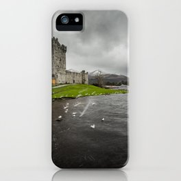 Ross Castle, Killarney, Ireland iPhone Case