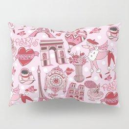 Paris 101 Pillow Sham